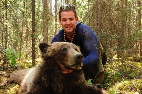 Vegard og Grizzly
